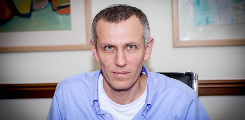 יעקב קוינט, מנהל רשות החברות הממשלתיות / צילום: שלומי יוסף