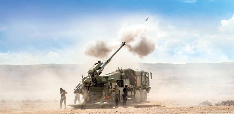 Elbit artillery