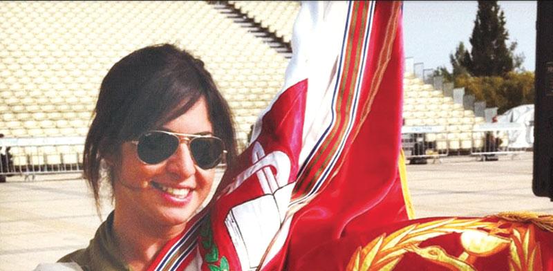 """הילה בצלאלי ז""""ל. נהרגה באסון בהר הרצל / צילום: דובר צהל"""