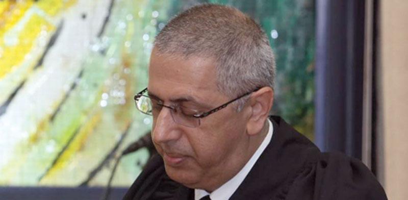 השופט יואל עדן / צילום: אוריה תדמור