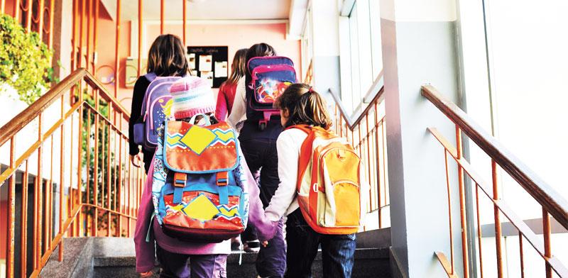 כיתות לבנות בלבד  / צילום:  Shutterstock/ א.ס.א.פ קרייטיב