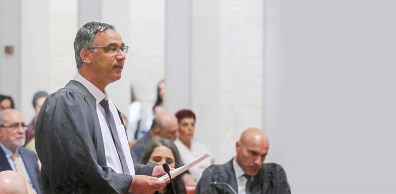 """פרקליט המדינה, עו""""ד שי ניצן / צילום: מארק ישראל סלם"""