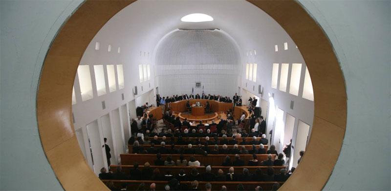 בית המשפט העליון / צילום: גיל יוחנן