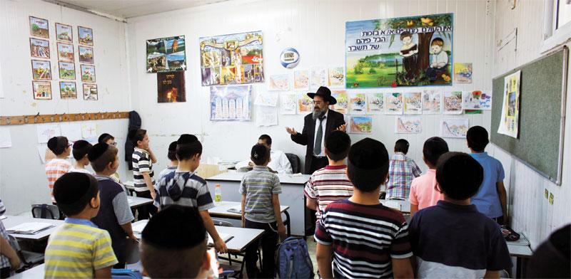 מעגל הקסמים של האי-שיוויון במערכת החינוך