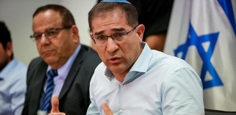 """נתי כהן מנכ""""ל משרד התקשורת/ צילום: שלומי יוסף"""