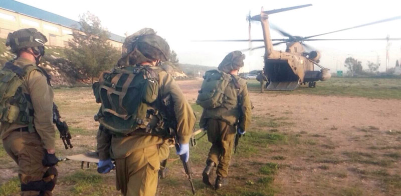 Ground forces Photo: IDF Spokesman