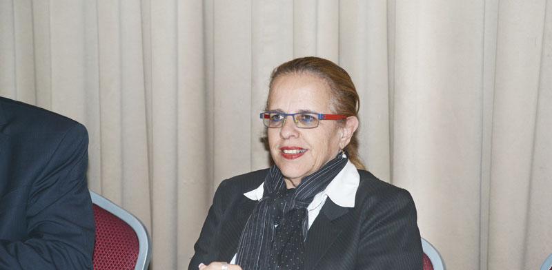 השופטת בדימוס הילה גרסטל / צילום: איל יצהר