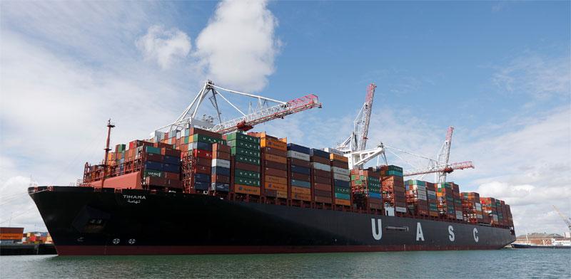 ספינת משא / צילום: רויטרס