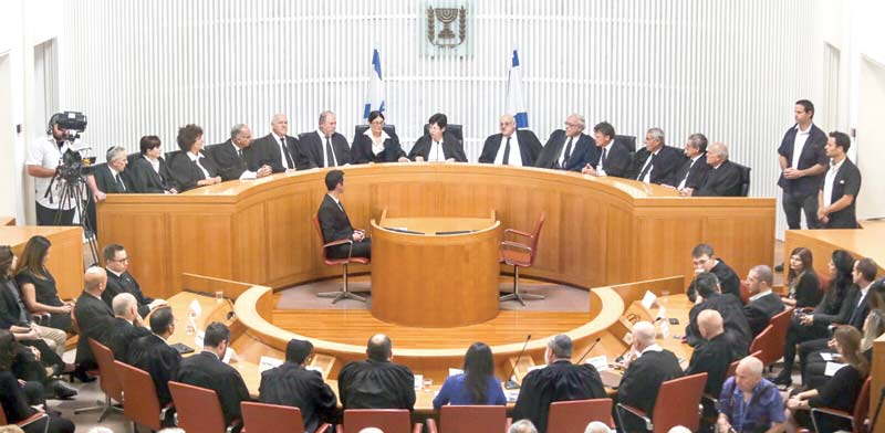 בית המשפט העליון   / צילום: נועם מושקוביץ  news1