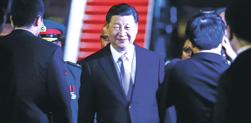 נשיא סין, שי ג'ינגפינג / צילום :רויטרס David Gray