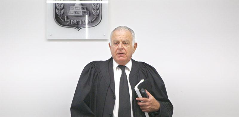 השופט גדעון גינת / צילום: שלומי יוסף
