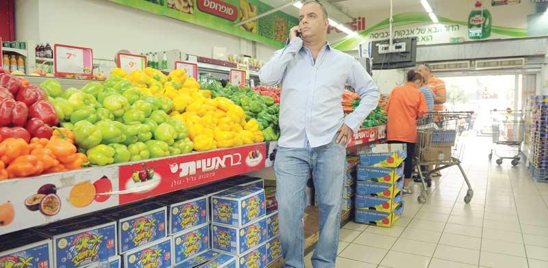 """אייל רביד, מנכ""""ל רשת השיווק ויקטורי ומבעלי השליטה בה / צילום: יחצ"""