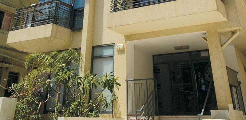 רחוב עין הקורא בתל-אביב / צילום: איל יצהר