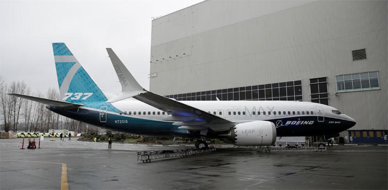 מטוס 737 של בואינג./  צילום:  רויטרס JASON REDMOND