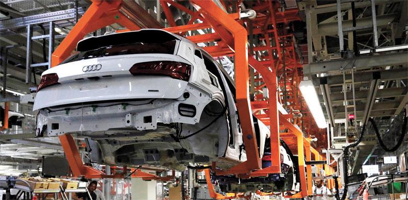 Audi Photo: Reuters