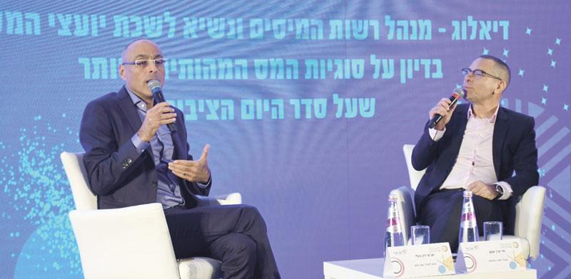 """ערן יעקב וירון גינדי / צילום: יח""""צ"""