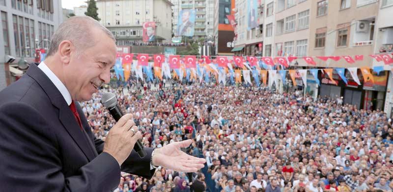 הנשיא ארדואן/ צילום: רויטרס