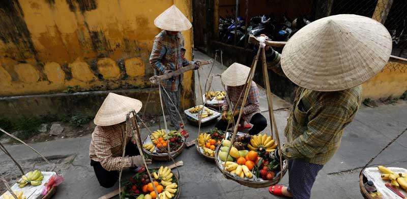 נשים וייטנאמיות / צילום: רויטרס