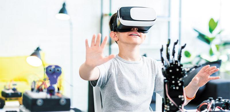 מהפכה טכנולוגית בחינוך/ צילום:  Shutterstock/ א.ס.א.פ קרייטיב