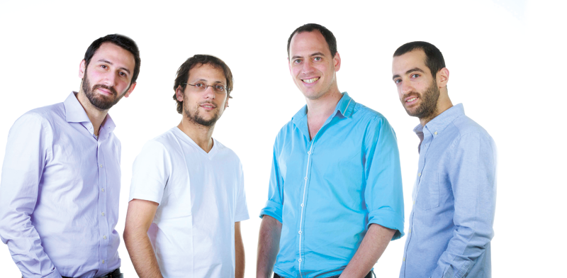 Cyabra founders Photo: PR
