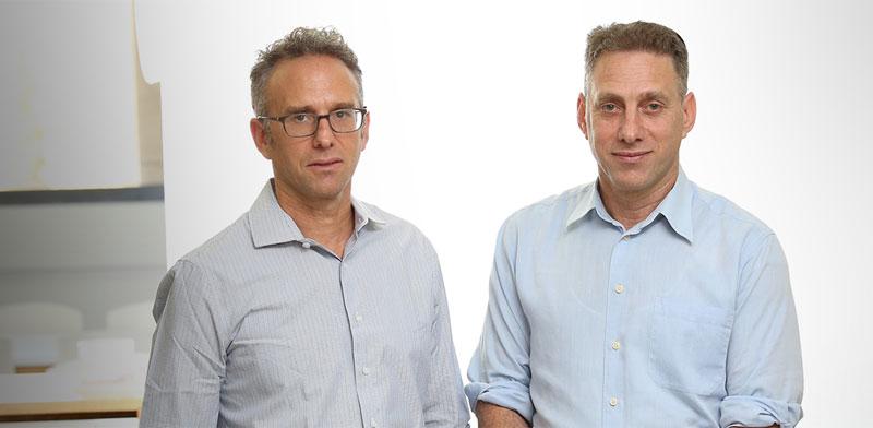 האחים בנג'י ושי  פיינברג, מייסדי ביהאלף / צילום: יחצ