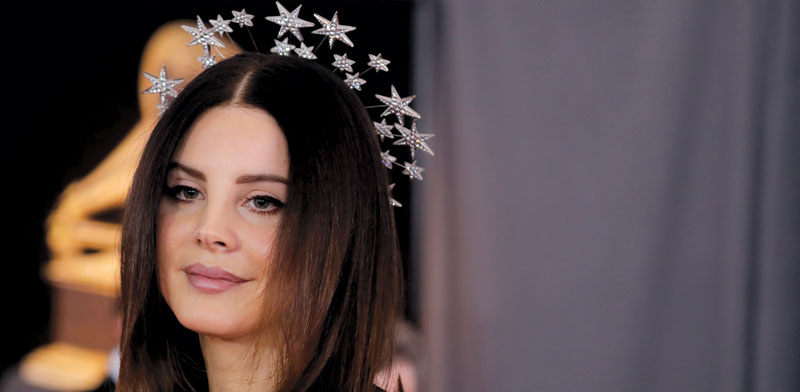 Lana Del Rey Photo: Reuters Andrew Kelly