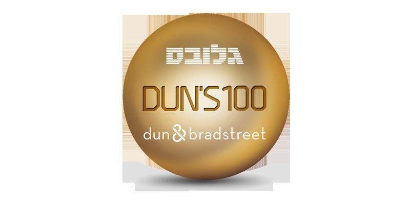 לוגו dun's100