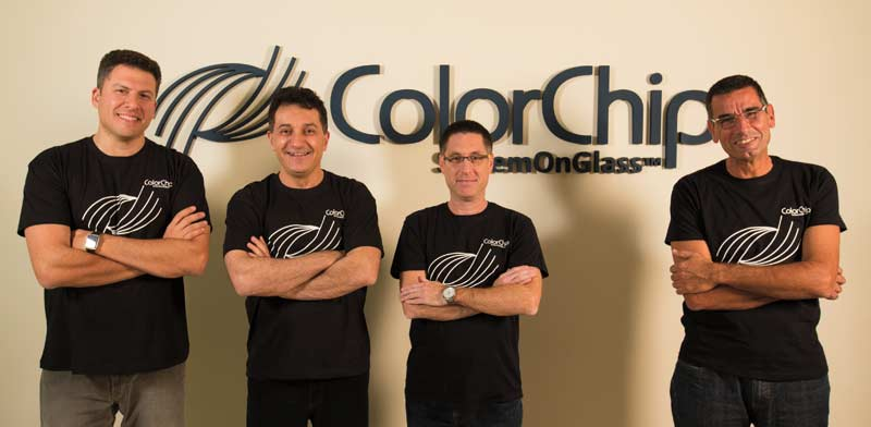 ColorChip founders Photo: PR