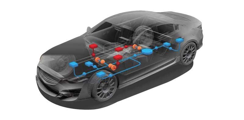 """הגנת סייבר לרכב שמוצעת לספקים בחינם / צילום: יח""""צ"""