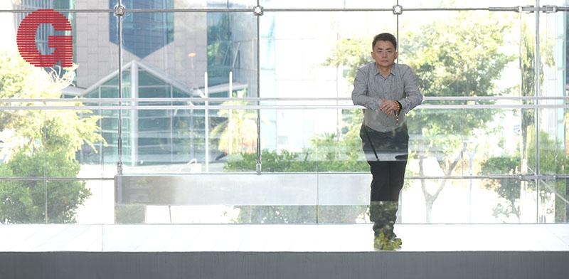צ'ינגשי חואנג / צילום: יונתן בלום