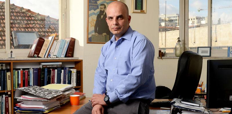 """עו""""ד דן אלדד, מנהל המחלקה הכלכלית בפרקליטות המדינה / צילום: איל יצהר"""