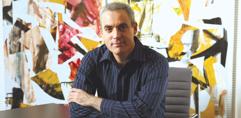 """דני ירדני, סמנכ""""ל ההשקעות באלטשולר שחם / צילום: איל יצהר"""