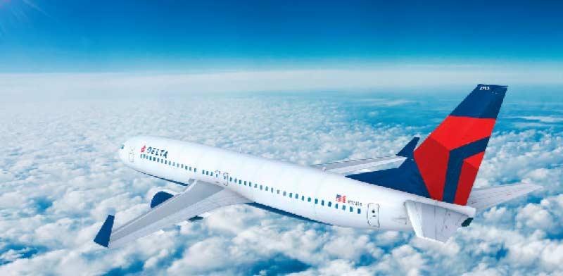 מטוס של חברת דלתא / צילום: Shutterstock : א.ס.א.פ קרייטיב