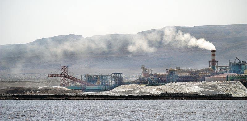 מפעלי ים המלח / צילום: איל יצהר