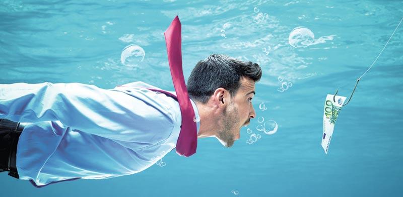 אל תלכו שולל אחרי השווי / איור:  Shutterstock/ א.ס.א.פ קרייטיב