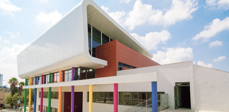 בית ספר ישגב / צילום : דורון סהר