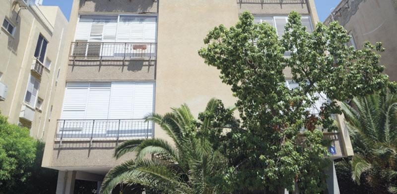תל אביב רחוב אדוארד ברנשטיין  / צילום: איל יצהר