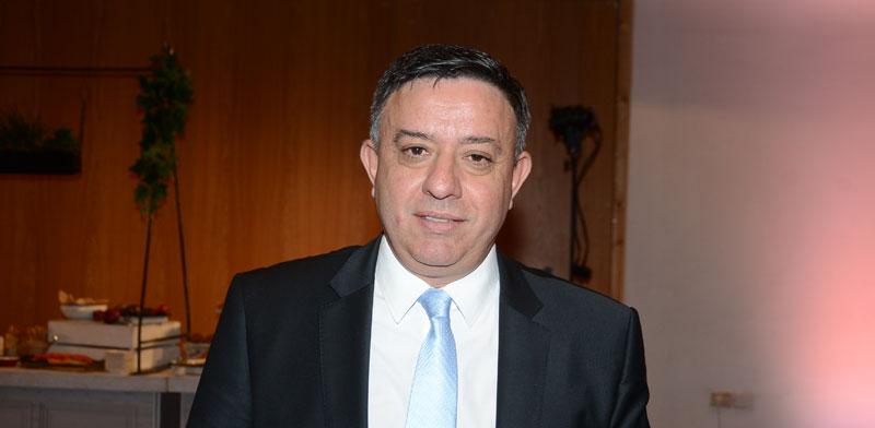 אבי גבאי בוועידת ישראל לעסקים 2018 / צילום: איל יצהר