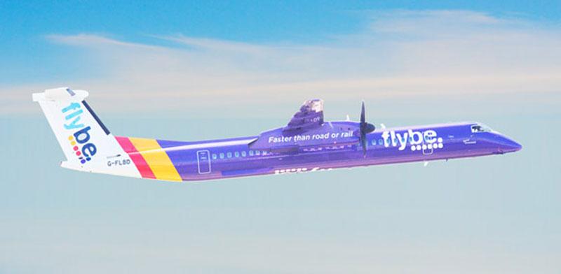 חברת התעופה הבריטית Flybe / צילום: Flybe
