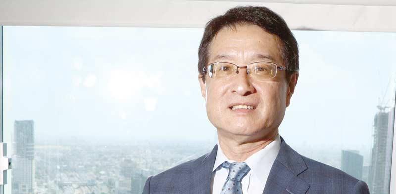 """ד""""ר הירושי פוג'יווארה / צילום: אמיר מאירי"""