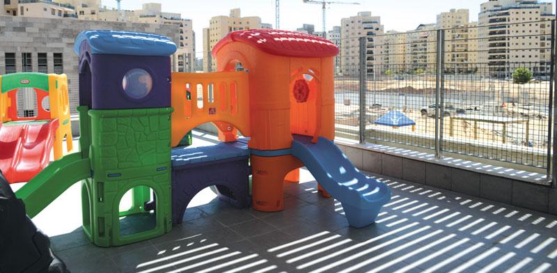 גן ילדים / צילום: תמר מצפי
