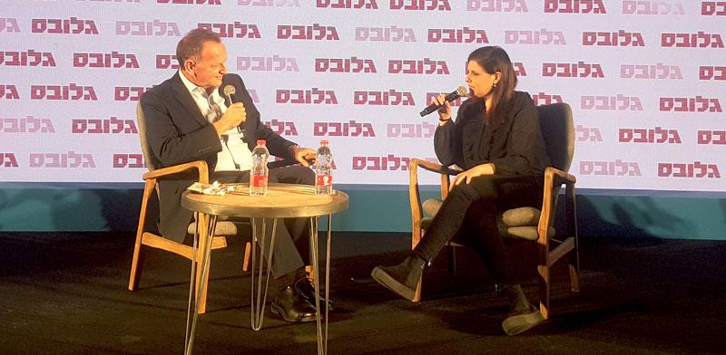 """יוחנן לוקר: יו""""ר כימיקלים לישראל / צילום: איל יצהר"""