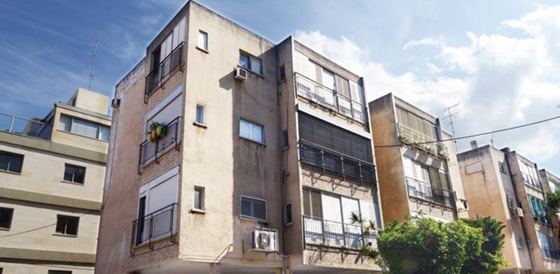 רחוב הגלבוע, גבעתיים / צילום: איל יצהר