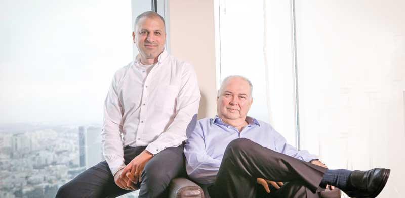 ראובן בן מנחם  ומוטי ליצ'י / צילום: שלומי יוסף