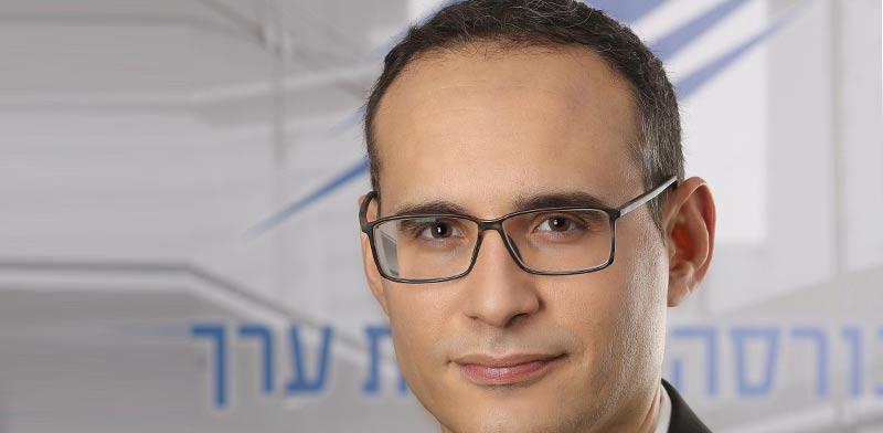 """איתי בן זאב, מנכ""""ל הבורסה בתל-אביב / צילום: יעל ארנון"""