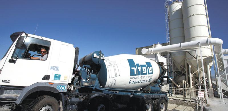 משאית של שפיר הנדסה / צילום: אתר החברה