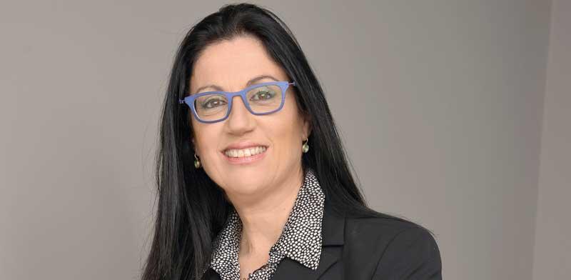 """רונית הראל בן זאב, מנכ""""לית S&P מעלות / צילום: תמר מצפי"""