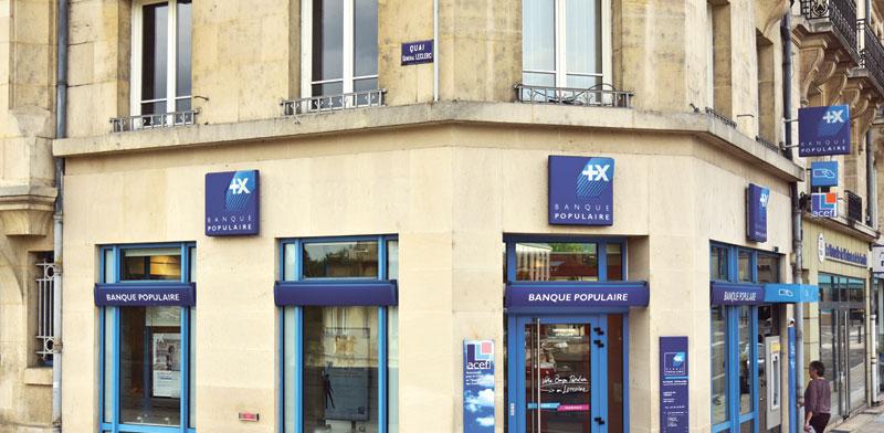 בנק השקעות של נטיקסיס בפריז