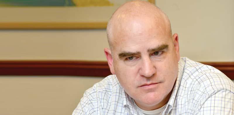 עדיאל שמרון, מנהל רשות מקרקעי ישראל / צילום: תמר מצפי