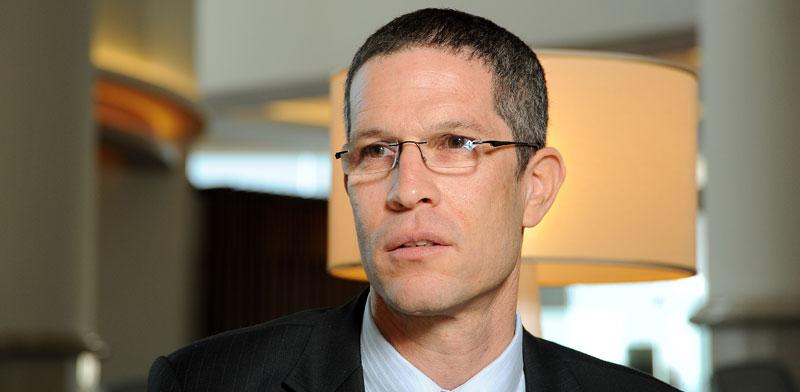פרופ' דוד האן, לשעבר כונס הנכסים הרשמי / צילום: איל יצהר